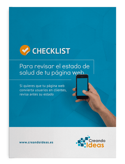 recursos inbound marketing gratis checklist salud página web