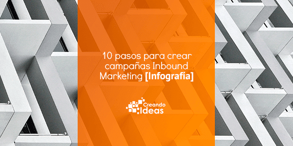 10 pasos para crear campañas Inbound Marketing [Infografía]