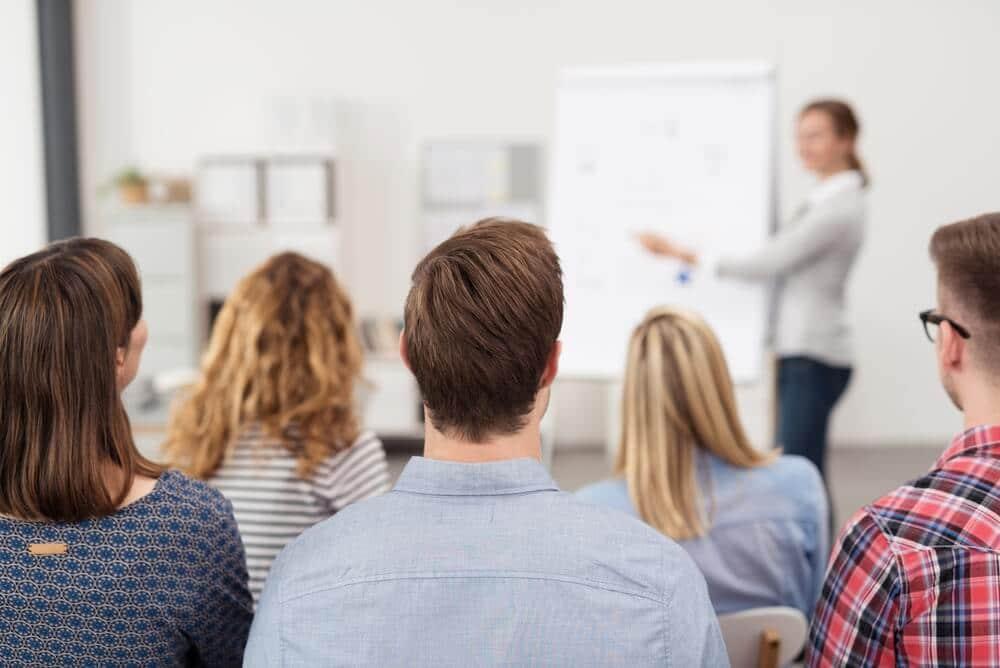 Formación inbound marketing in company